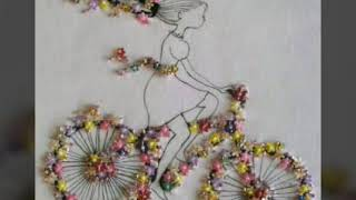 Amazing thread embroidery designs