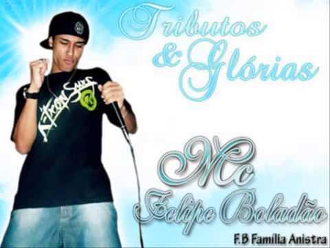 Mc Felipe Boladao Cd Completo Tributos & Glorias !
