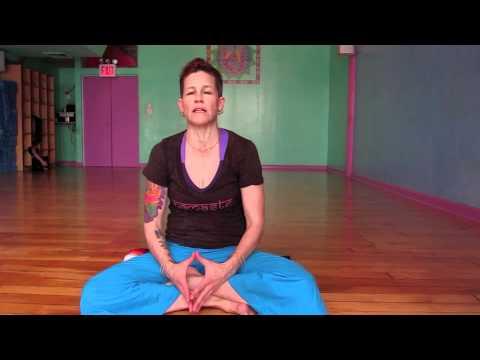 Laughing Lotus' Dana Flynn  Yoga musings and moves