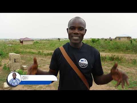 VLOG 4 Lands in Accra Proper,  Royal City Community 8