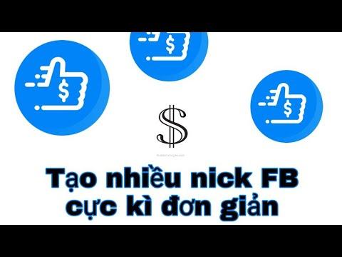 ✔️Tạo nhiều tài khoản facebook ảo và tránh bị facebook CHECKPOINT|Kiếm Tiền Golike 2020