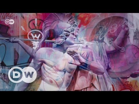 Berlin gets a street art museum | DW English