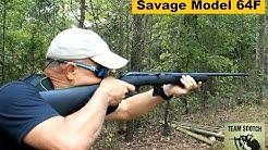 Savage Model 64F 22 Semi-Auto Rifle Review