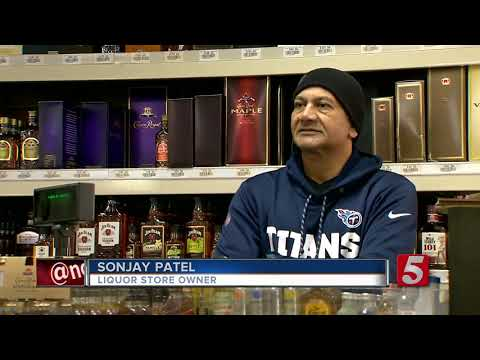 Liquor Stores Concerned About Sunday Wine Sales