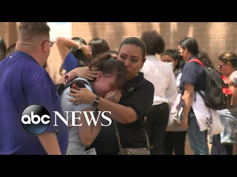 Albuquerque School Shooting On The Third Day Of School