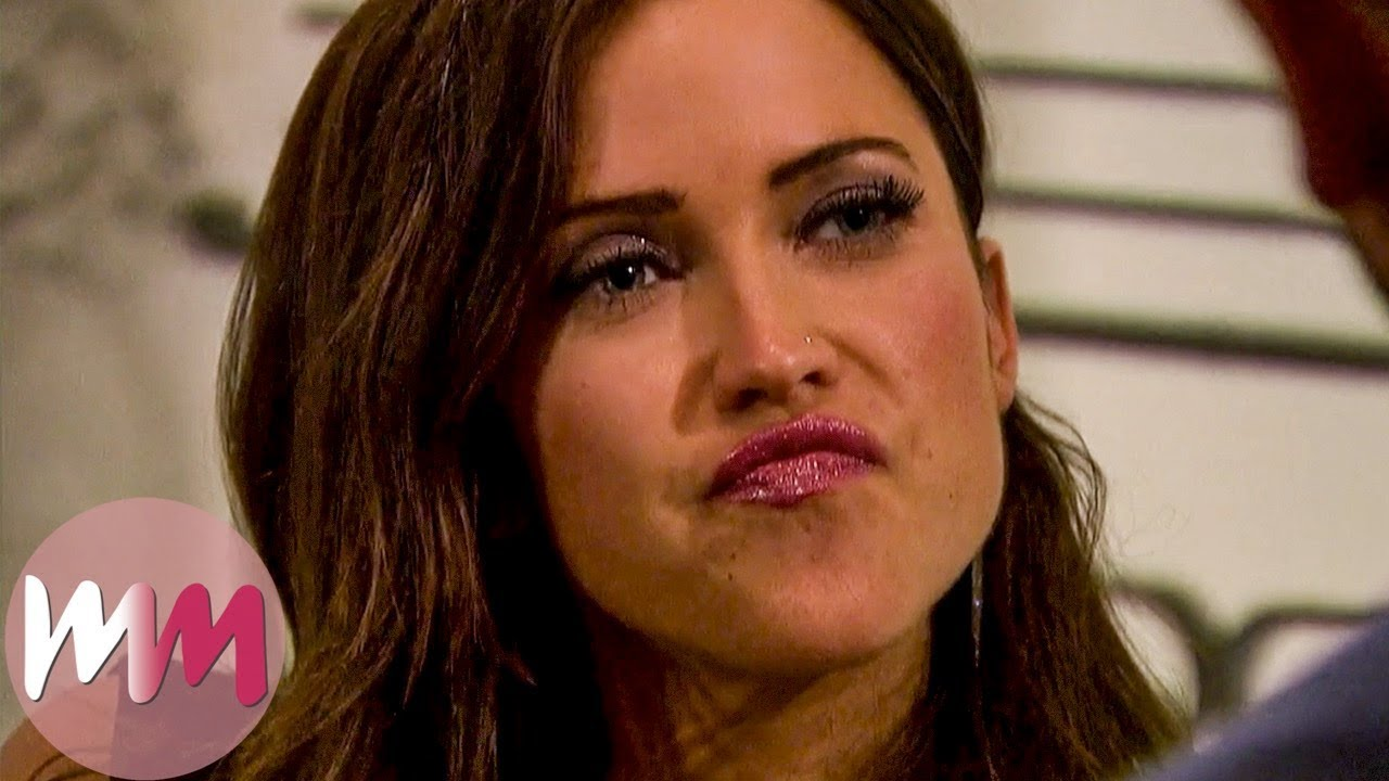 Top 10 Most Cringeworthy 'The Bachelorette' Moments