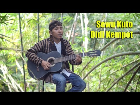 Sewu Kuto - Didi Kempot - Cover Acoustic by Anto JL