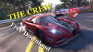 How to Download The Crew  Gold Edition Free [PC][HD]