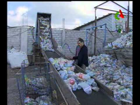 Algerie initiave en recyclage youtube - Machine a recycler le plastique ...