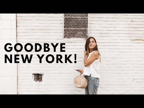 Morgenroutine in New York + Ich ziehe aus! | Weekly Vlog
