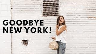 Morgenroutine in New York + Ich ziehe aus! | Weekly Vlog