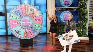 Take a Spin on Ellen