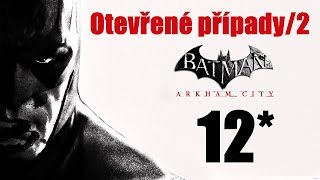 CZ tit. | Let's Play | Batman: Arkham City | #12 | NG+ | 1080p