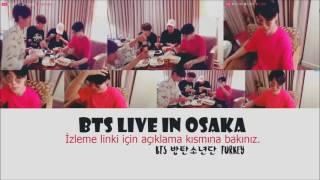 Türkçe Altyazılı 160713 BTS Live in Osaka (Link açıklama kısmında)