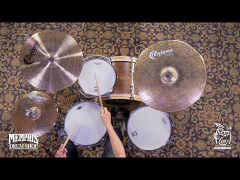 "Bosphorus 14"" Turk Dark Hi Hat Cymbals - 890/1160g (K14HD-1052417J)"