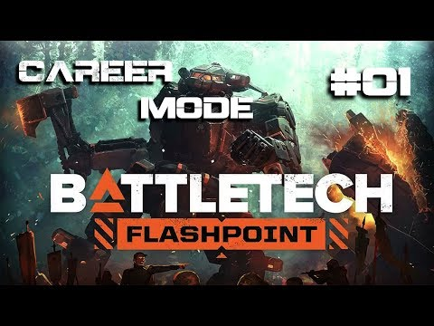 BATTLETECH Flashpoint Walkthrough and Guide Part 1 to 2