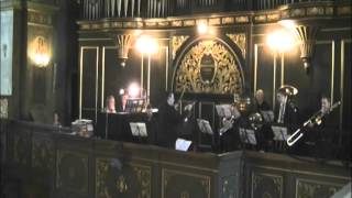 Guilmant - Symphony nr 1 D-Moll Śląski Oktet Blaszany , Wolfram Syrie