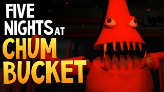 Five Nights at The Chum Bucket - Обзор Сиквела