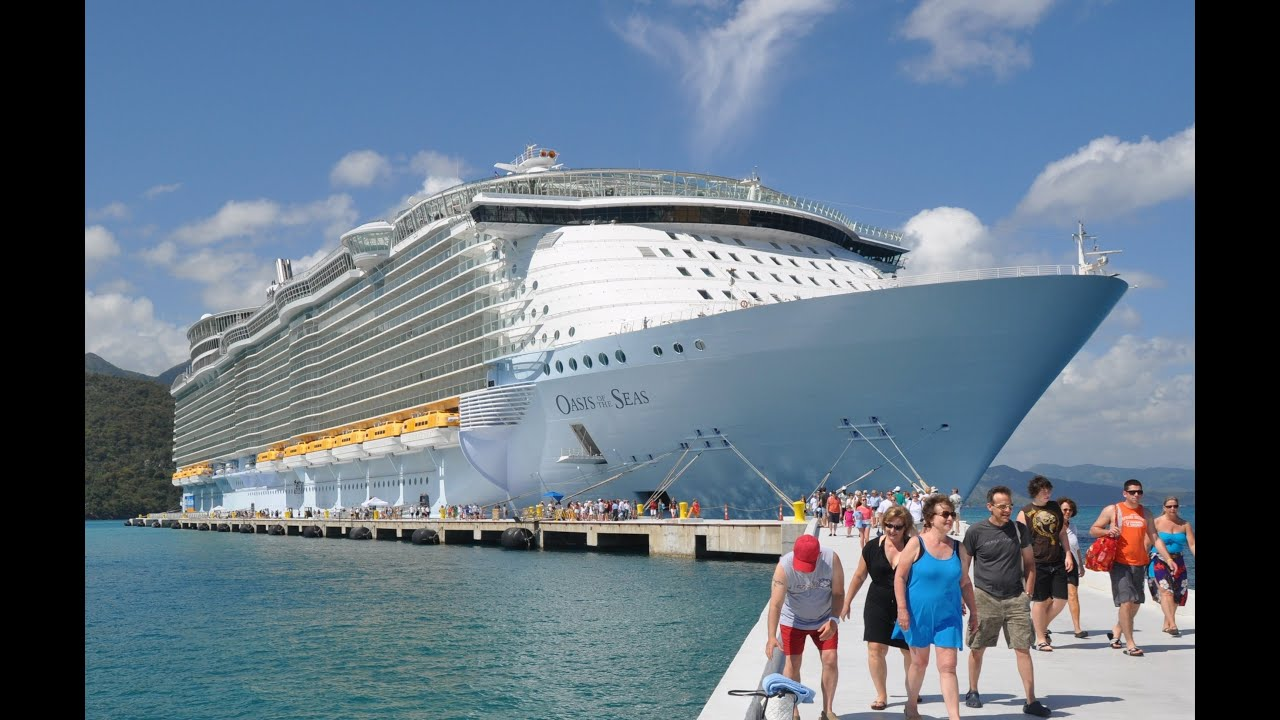 Oasis Of The Seas 7 Night Cruise In 3 5 Minutes Youtube
