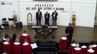 Culto Vespertino   11/Ago/2019