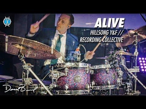 alive-drum-cover-//-hillsong-y&f-(recording-collective)-//-daniel-bernard