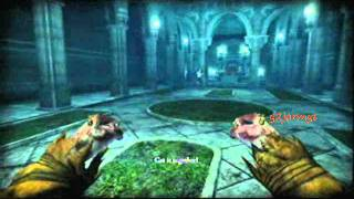 Rise Of Nightmares XBOX 360 Kinect-4TH Boss Fight