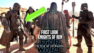 The Rise Of Skywalker Knights Of Ren Officially Revealed! (Star Wars Episode 9)