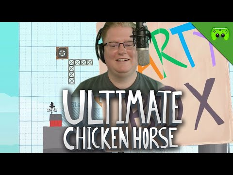 TROLLOLOL 🎮 Ultimate Chicken Horse #4