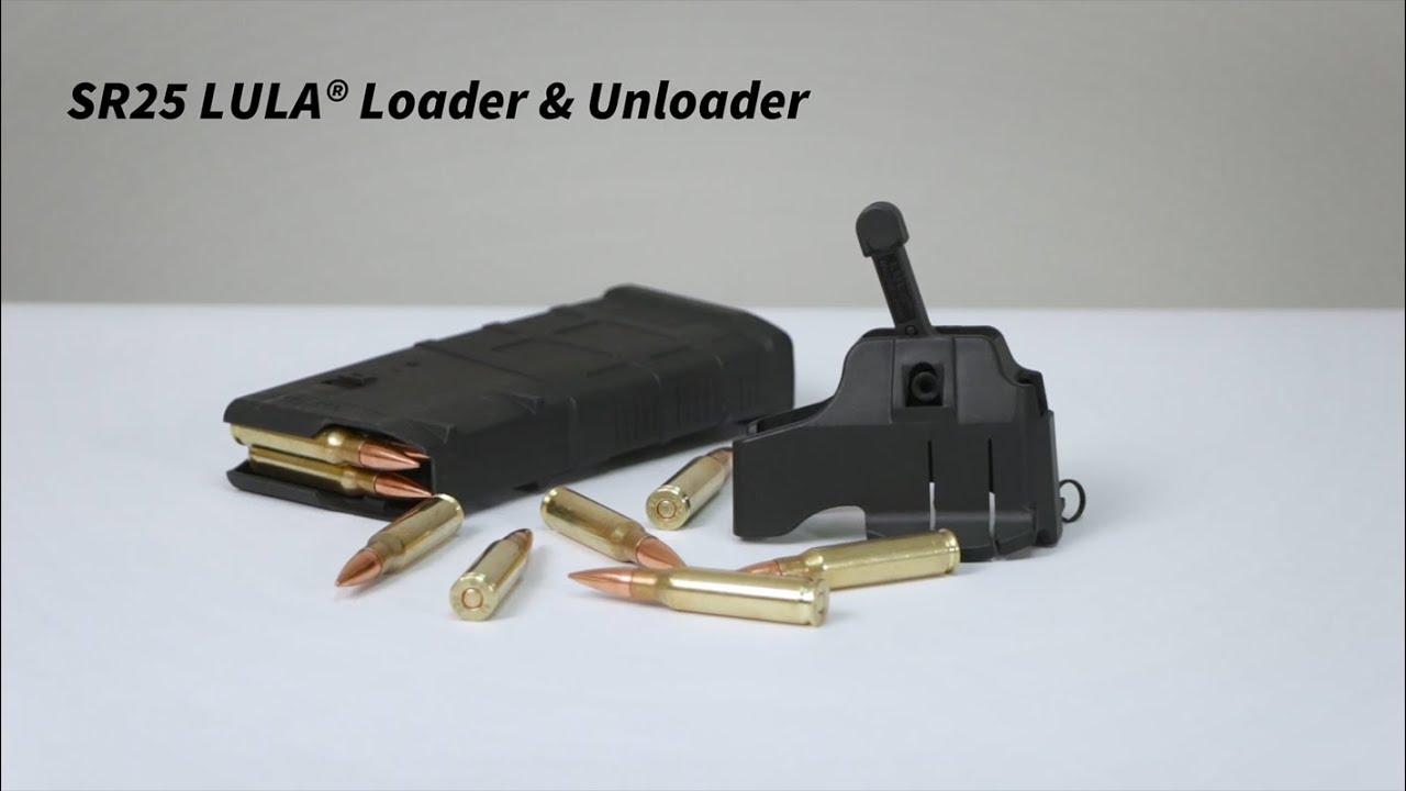 SR25 LULA® loader & unloader 7 62x51 /  308 - LU21B