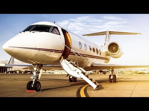Wealthy People Buying MORE Private Jets Thanks To Republican Tax Cuts