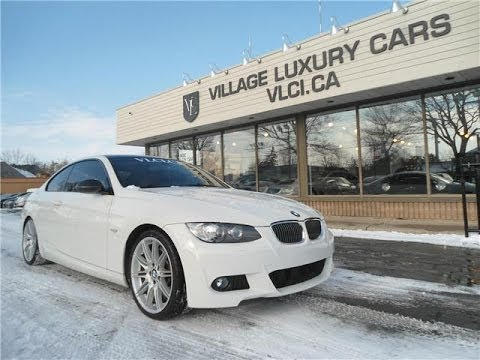 2009 BMW 335i [M Sport] in review - Village Luxury Cars Toronto ...