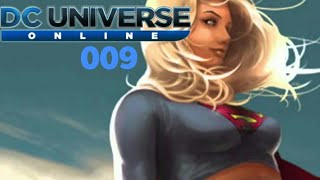 DC Universe Online German/Deutsch 🃏 Gegen Supergirl