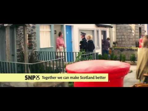 SNP's Spring Party Political Broadcast 2012
