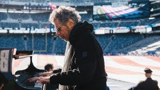 Chick Corea Performs the National Anthem