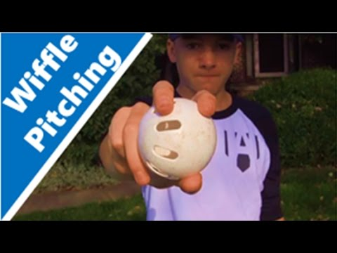 Wiffle Ball Pitching Tutorial | MLW