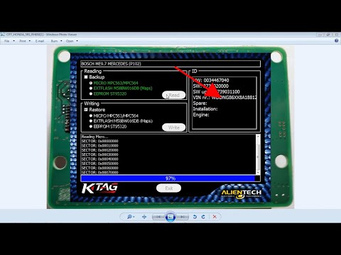 Mercedes ECU Engine Computer Reprogramming.