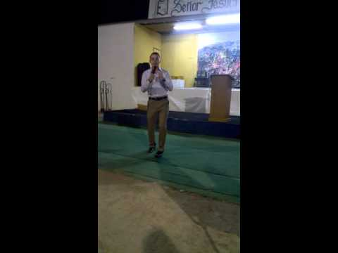 Predicador: Manuel medina