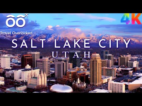 Overlooked Travel Destination In The United States | SALT LAKE CITY | UTAH