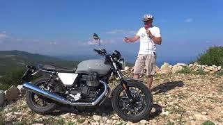 Moto Guzzi V7 III Milano - Unverwechselbar - Zonkos Sicht