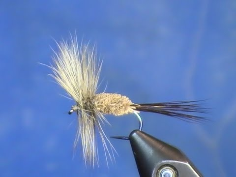 Fly Tying: Irresistible Dry Fly