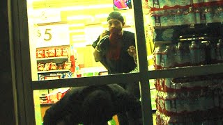 Looters At Smart Final Home Depot In Hayward California Youtube