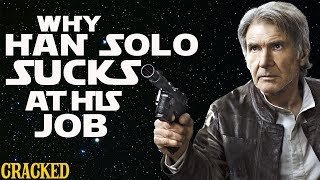 Why We're Glad Han Solo Is Dead - Stuff About Star Wars thumbnail