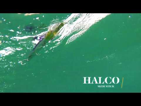 How Lures Swim: Halco Skim Stick