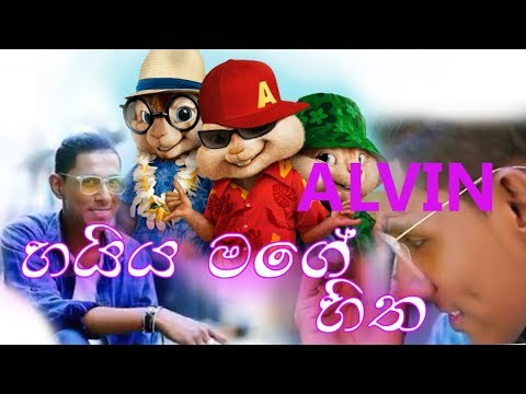 haiya-mage-hitha-(හයිය-මගේ-හිත)-_alvin-voice---raveen-tharuka--new-sinhala-song-2019