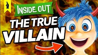 Inside Out: Is Joy the VILLAIN? – Wisecrack Edition
