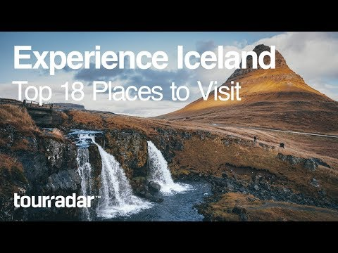 Experience Iceland: Top 18 Places to Visit