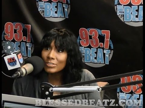 Towanda Braxton Talks Divorce, Marriage And Growing Up As A Braxton