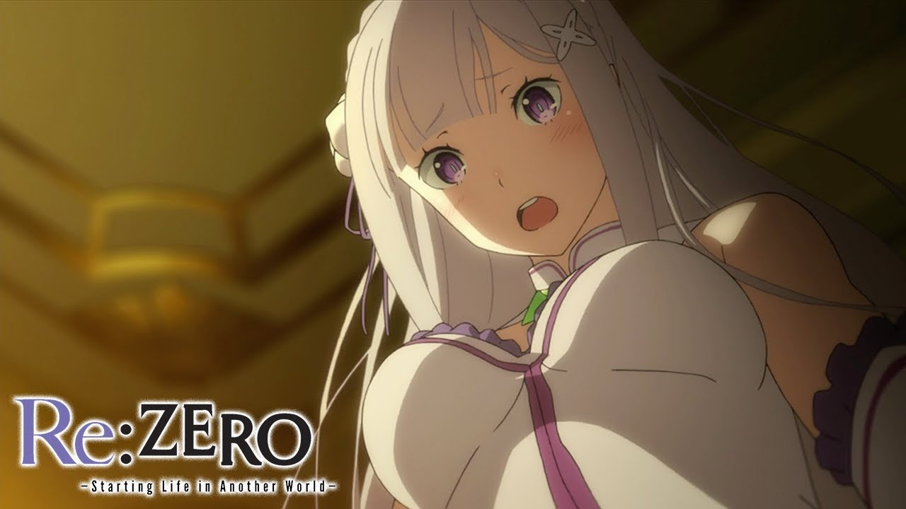 Lap Pillow | Re:ZERO -Starting Life in Another World-