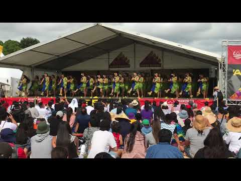 AGGS Niuean Group Polyfest Overall Winners 2018