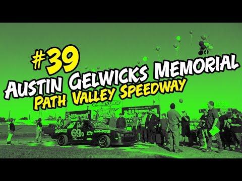#39 - Path Valley Speedway / Austin Gelwicks Memorial - Maddy Miller / Mark Mehalick